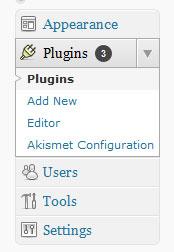 Activate plugins wordpress